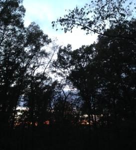 Mechanicstown Sunset 2013 2