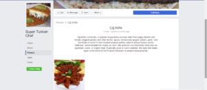 Cig Kofte Description and Tag