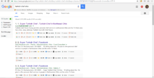 Turkish Chef Ohio Search Results